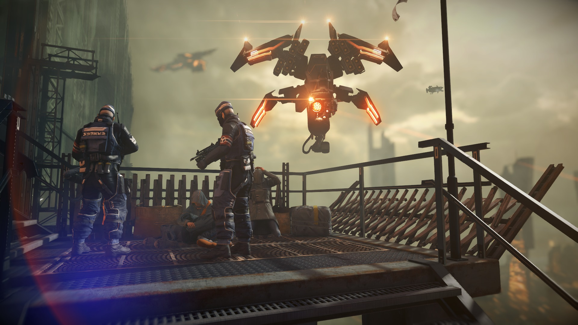 Test de Killzone : Shadow Fall