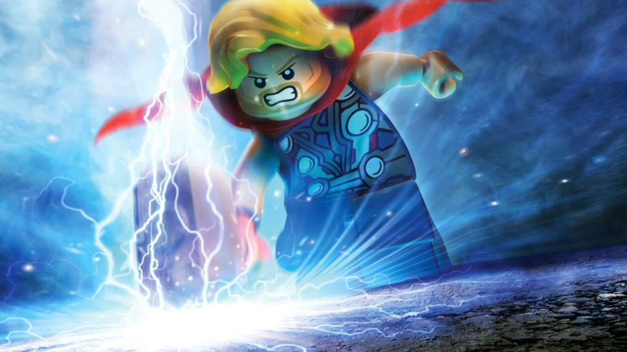 Test de LEGO Marvel Super Heroes
