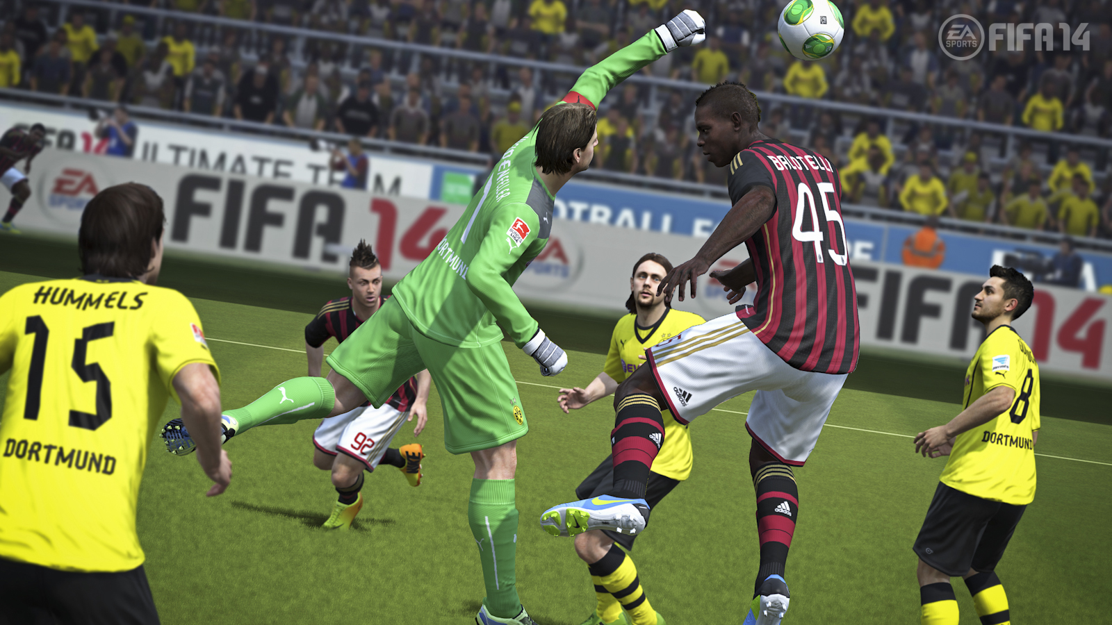 Test de FIFA 14