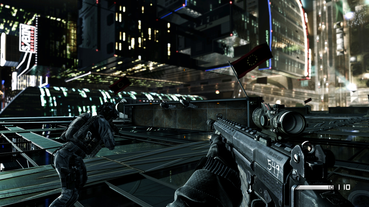 Test de Call of Duty : Ghosts