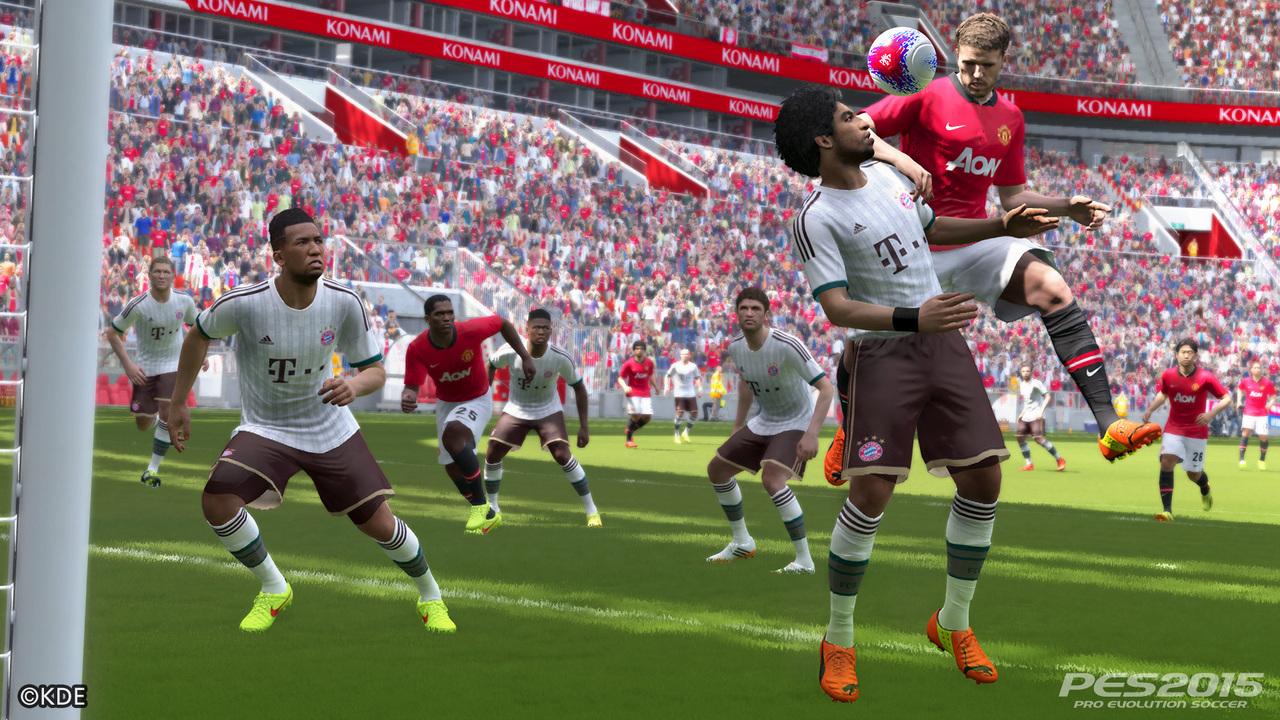 Preview de Pro Evolution Soccer 2015