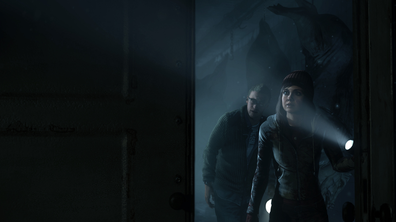 Test de Until Dawn