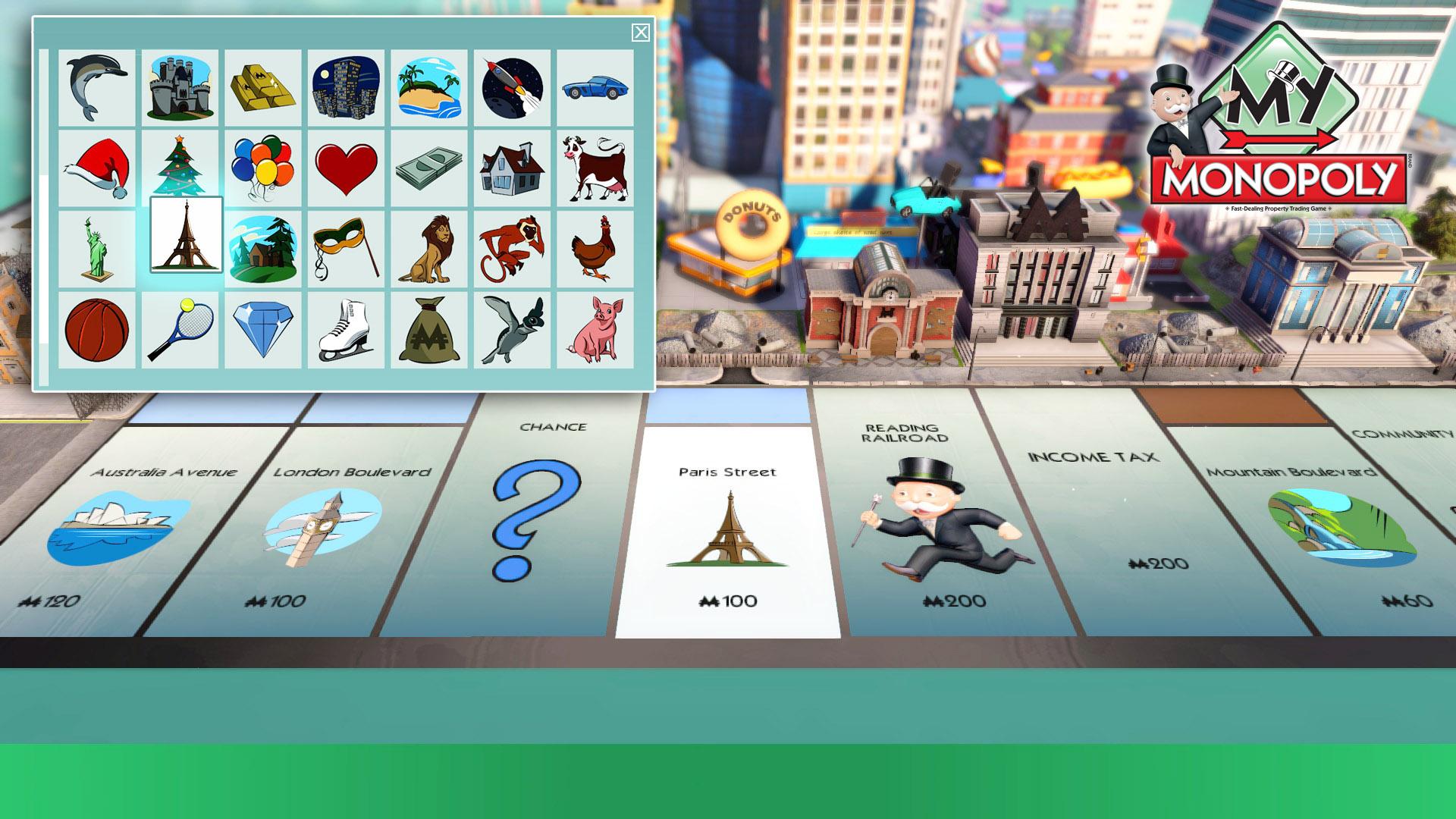 playmag le monopoly d barque sur ps4. Black Bedroom Furniture Sets. Home Design Ideas