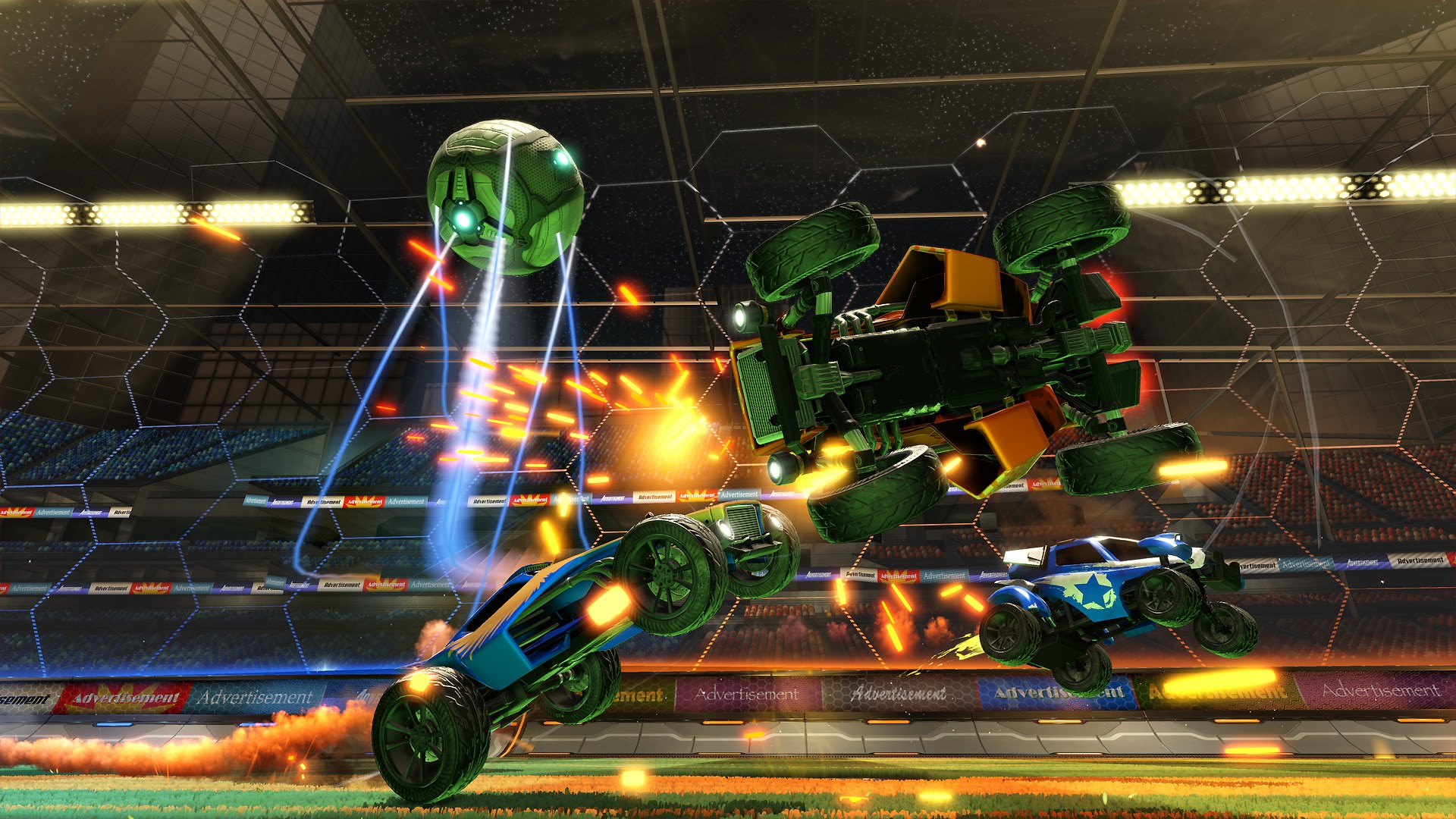 Test de Rocket League