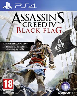 Jaquette de Assassin's Creed IV : Black Flag