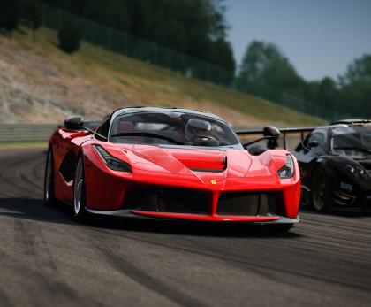 Assetto Corsa rentrera dans la catégorie des consoles de salons l'année prochaine