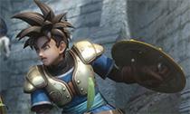 Dragon Quest Heroes prend la route pour l'occident et change au passage de nom