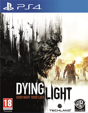 Jaquette de Dying Light