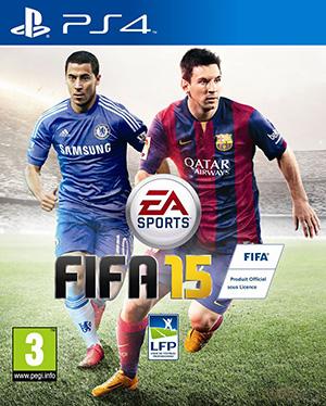 Jaquette de FIFA 15