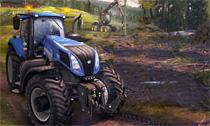 Farming Simulator 15 est arrivé sur PS4