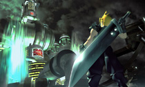 Le grand RPG Final Fantasy VII arrive sur PS4 en HD