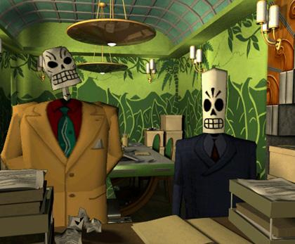 Grim Fandango ressuscité sur PS4 !