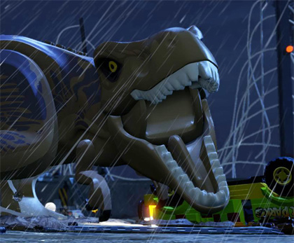 LEGO Jurassic World offre une visite guidée de son parc en vidéo