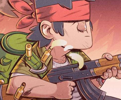 Mercenary Kings : jeu Playstation Plus d'avril