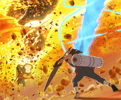 Naruto Shippuden : Ultimate Ninja Storm 4 invite le casting du dernier film dans son roster