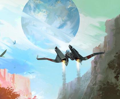 Voyage intergalactique avec No Man's Sky