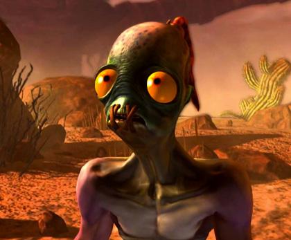 Du gameplay pour Oddworld : New 'n' Tasty
