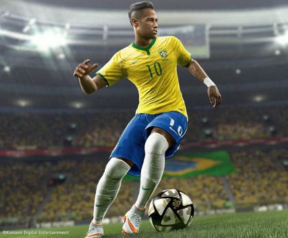 E3 : Konami annonce PES 2016 avec Neymar pour ambassadeur