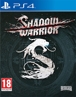 Jaquette de Shadow Warrior