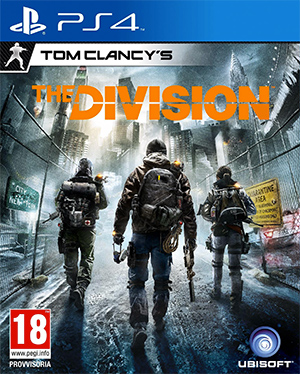 Jaquette de Tom Clancy's The Division