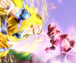 Dragon Ball Xenoverse se dévoile en mode super saiyen