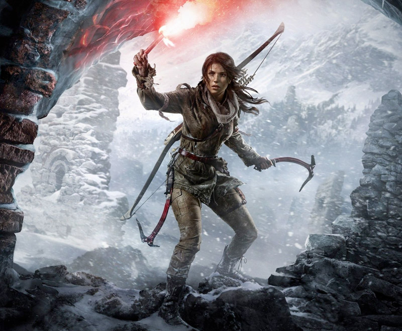 E3 : 19 minutes de Rise of the Tomb Raider !
