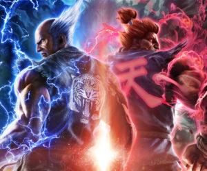 Tekken 7 cogne fort en vidéo