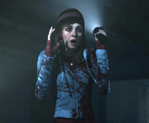Until Dawn s'offre une minute de gameplay