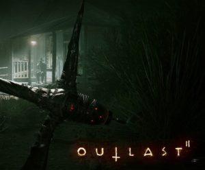 Un première image horrifique pour Outlast II