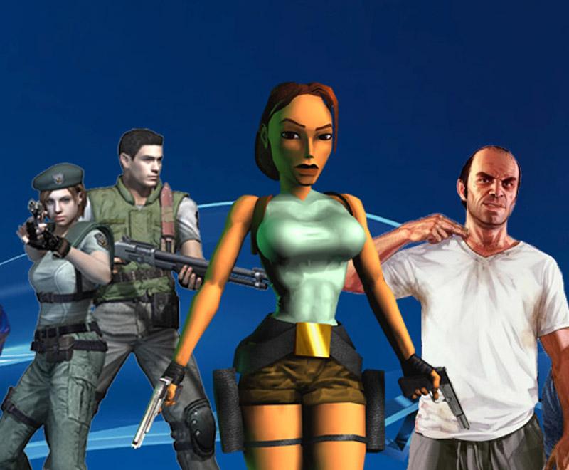La Playstation a 20 ans !
