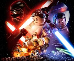 Star Wars 7 : Le Réveil de la Force se met au LEGO avec une hilarante vidéo