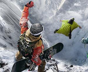 Steep se rend dans les Alpes dans une nouvelle bande-annonce