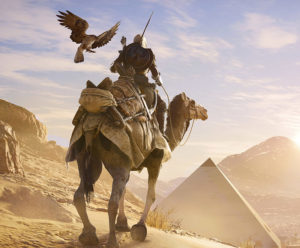Assassin's Creed Origins : un trailer ensablé