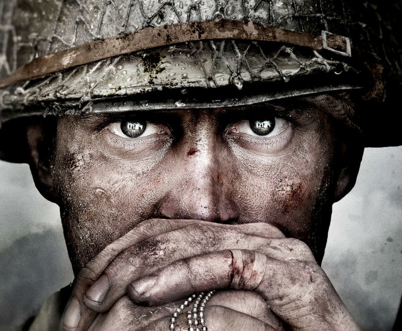E3 – Call of Duty WWII montre encore du gameplay