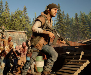 E3 – Days Gone montre du gameplay