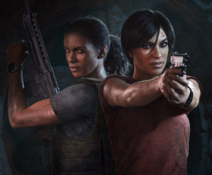 Uncharted The Lost Legacy est gold