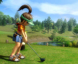 E3 – Everybody's Golf met la PS4 au vert