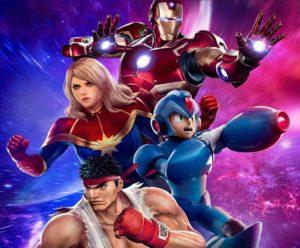Marvel vs Capcom Infinite cogne en vidéo