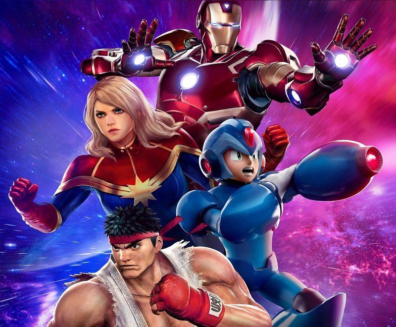 26 minutes de Marvel vs Capcom : Infinite