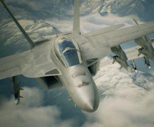 E3 – Ace Combat embrase le ciel en vidéos