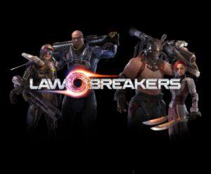 LawBreakers défiera également les lois de la physique sur PS4