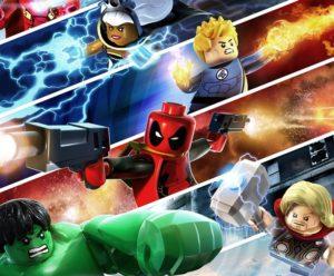 Une première bande-annonce bourrée d'action pour Lego Marvel Super Heroes 2
