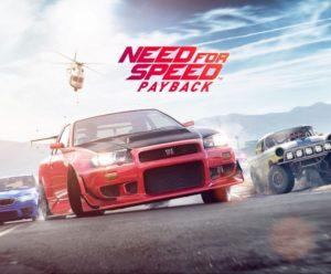 Need for Speed Payback accélère dans un nouveau trailer