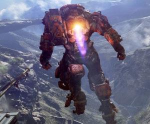 E3 – BioWare dévoile sa nouvelle licence : Anthem