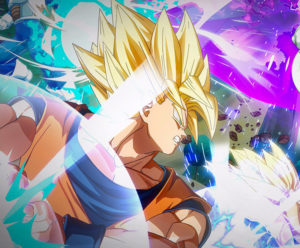 Dragon Ball FighterZ dévoile Trunks dans un screenshot explosif