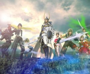 Dissidia Final Fantasy NT explique son système de jeu