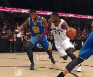 NBA Live 18 fait le beau en vidéo