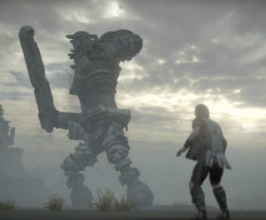 Shadow of the Colossus : le trailer TGS est là