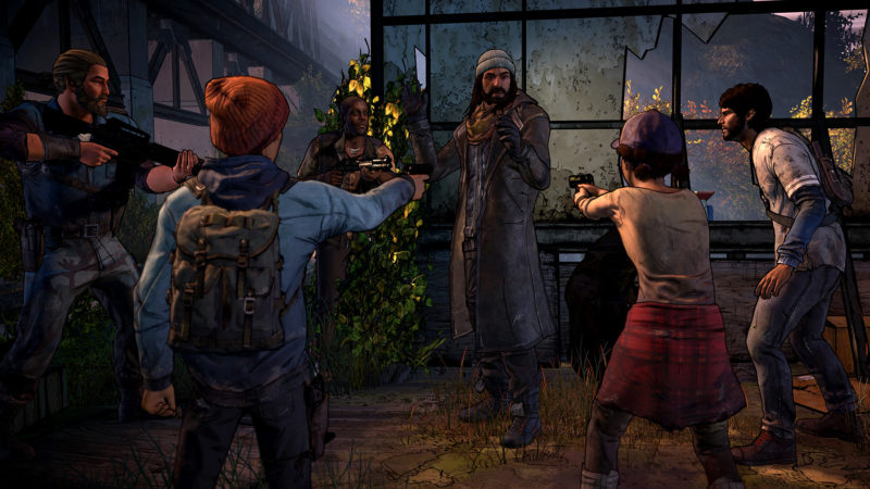 Test de The Walking Dead : A New Frontier